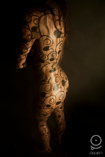 bodypainting Ploo by Aérien11