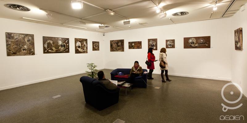 Aérien Ploo expo Arts at home4