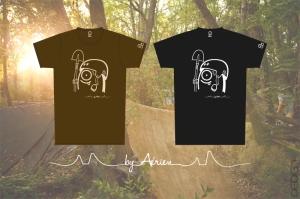 TRAIL PLOO T shirt Aérien net