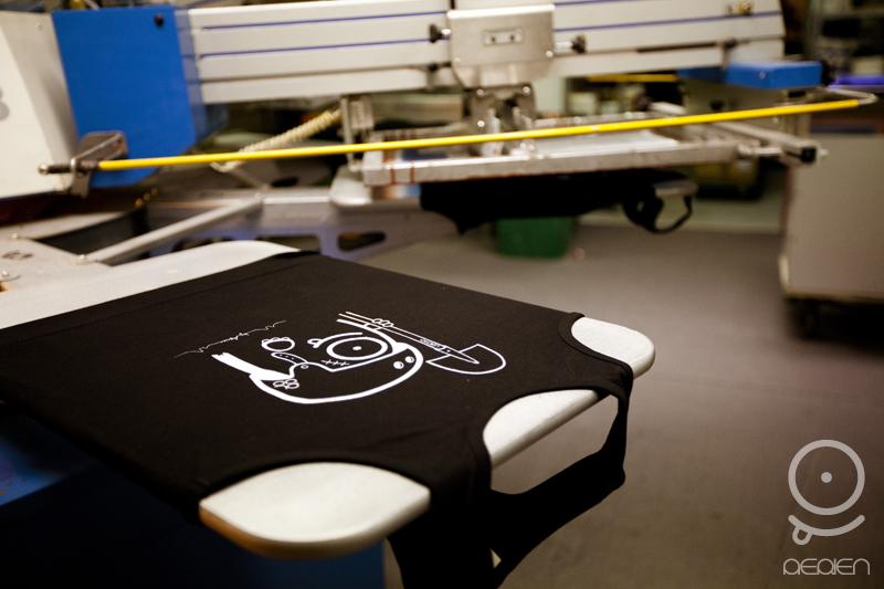 Prod tshirts PLOO by Aérien1