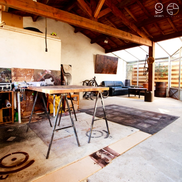 Aérien fog studio atelier ploo21