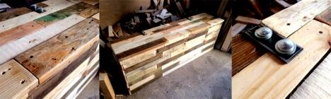 coffre bois palette DIY by Removal