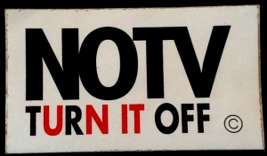 no tv turn it off