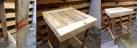 Removal création meuble palette diy