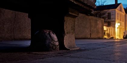 Sculpture urbaine Ploo Orléans 2