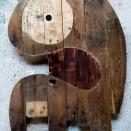 76x102cm ink on wood