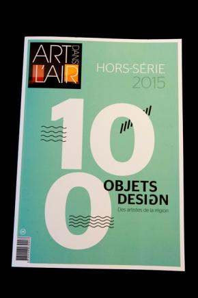 Art dans l'Air article magasine presse art PLOO by Aérien 1